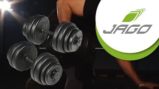 Physionics Barbell Barbell BAR Set 30kg Weights Dumbbell Weights Weights