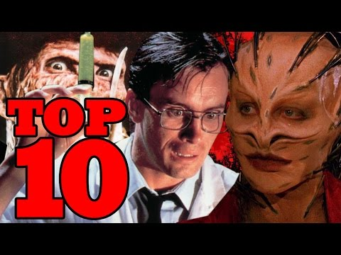 TOP 10 Horror Movies for Halloween on Netflix Streaming 2015