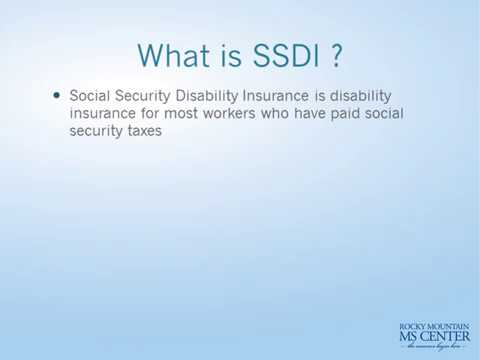 Multiple Sclerosis Webinar: Understanding Your Financial Safety Nets