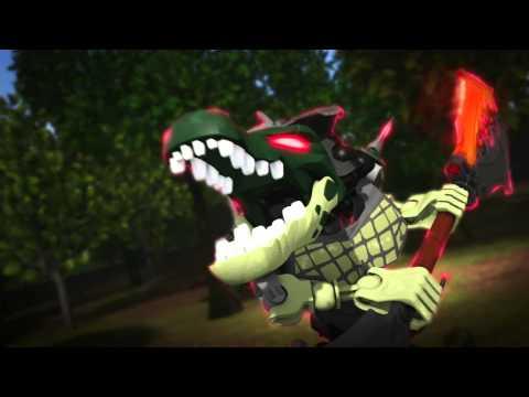 LEGO® CHIMA™- Eris vs Cragger