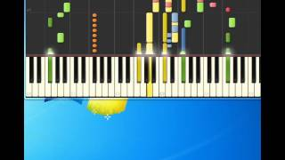 Pet Shop Boys   Can You Forgive Her [Piano tutorial by Synthesia]