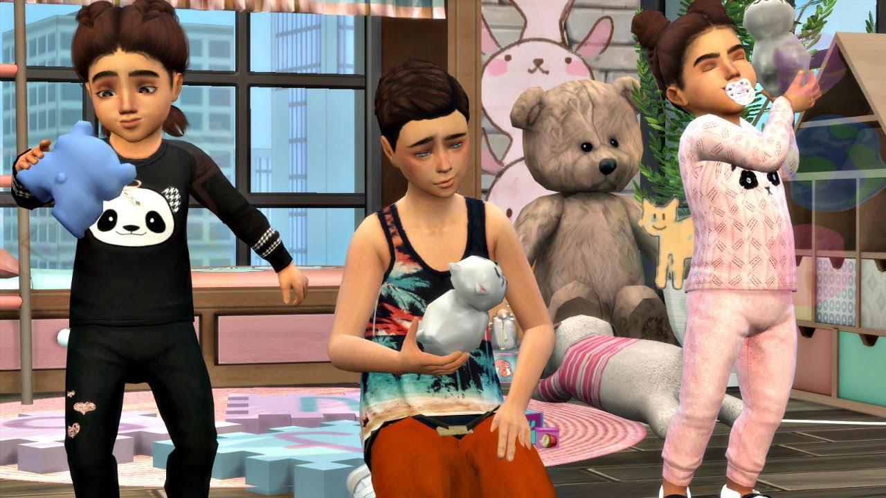 Teen Mom Season 2 L Raising Ryan L Episode 8 L A Sims 4 -9869