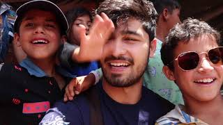 Visiting Syrian Refugees Again - Day 1