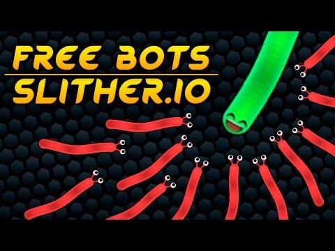 Игра Slither io играть онлайн в Слизер ио