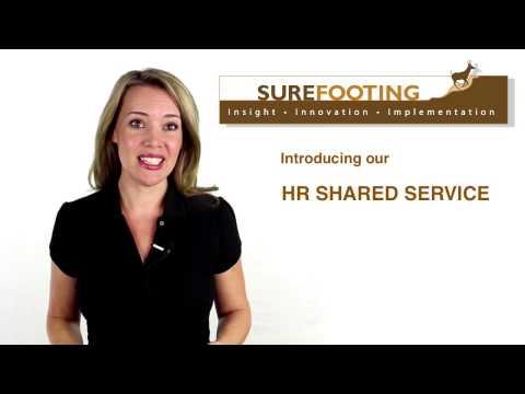 HR Shared Service - Surefooting Winnipeg