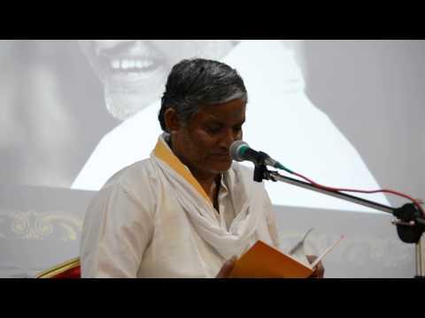 Sh. Tanikella Bharan at UKTA 4th World Telugu Literature Conference(7) in London