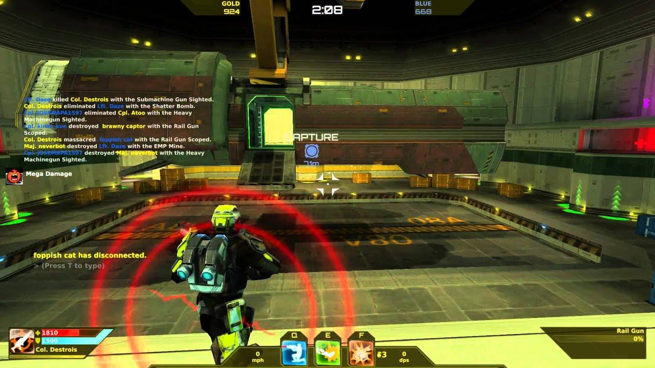 FreeFall Tournament 3: Epic Shot