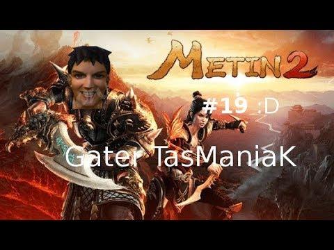 Metin2.pl Tasmania #19|Złodziejstwo, TRUTA+9, rozwój i WGL KOZAK