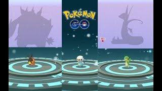 Unova Gen 5 Starter Pokemon Evolution Tepig, Snivy, Oshawott and Klink more!