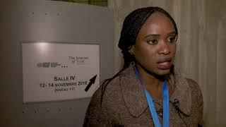 Global IGF 2018: Mam Isalou Jallow on Best New Digital Development