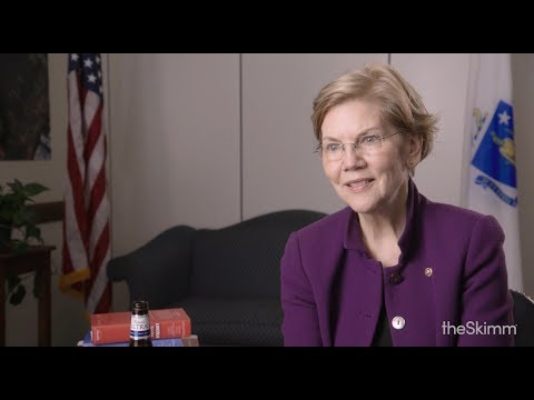 Sip \'n Skimm with Senator Elizabeth Warren