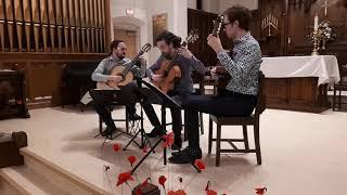 Claude Debussy: Rêverie (Ottawa Guitar Trio)