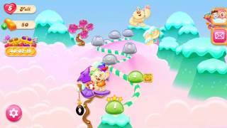 🍭🍬Candy crash jelly LV002 Прохождение, три в ряд, развивающая игра на андроид