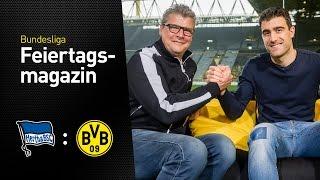 Das BVB total!-Feiertagsmagazin mit Papa Sokratis | Hertha BSC - BVB