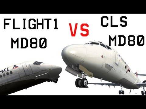 FSX CLS AIRBUS A330/A340 FOR FREE! Such A Beautiful Aircraft! by
