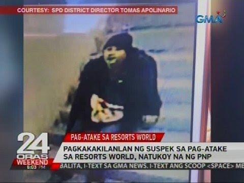 Pagkakakilanlan ng suspek sa pag-atake sa Resorts World, natukoy na ng PNP