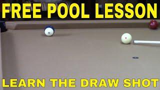 Free Pool Lessons