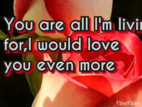 ONLY ME AND YOU BY DONNA CRUZ WITH LYRICS