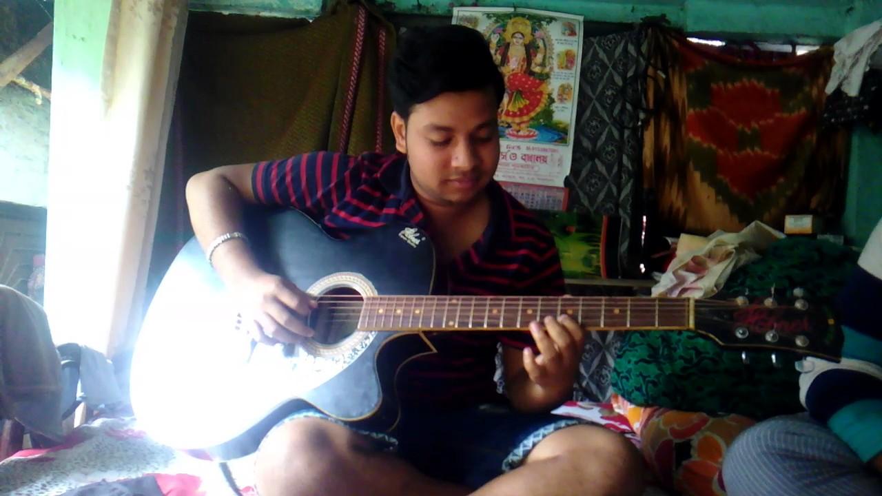 Neele Neele Ambar Par Guitar Chords