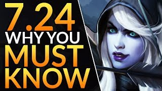 PATCH 9.24: EVERY CHANGE you MUST KNOW - HUGE Map and Item Changes | Dota 2 Gameplay Guide