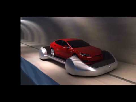 The boring company| Elon musk | Tunnel Project