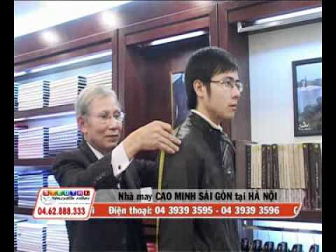 BESPOKE SUIT - CAO MINH TAILOR - NHA MAY CAO MINH - CAOMINH TAILOR MADE SUIT