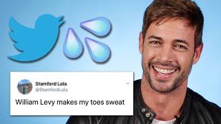 William Levy Reads Thirst Tweets