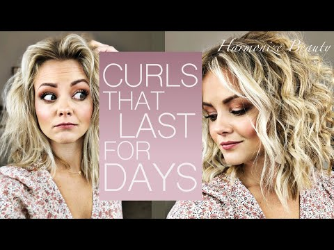 How to get those curls that last for Days!! thumbnail
