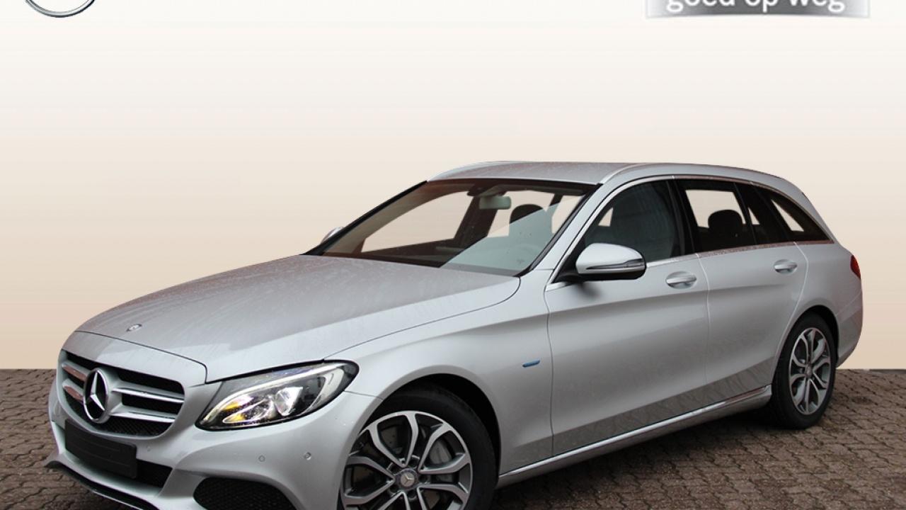 Mercedes-Benz C-Klasse C 350 e Estate Avantgarde Lease ...