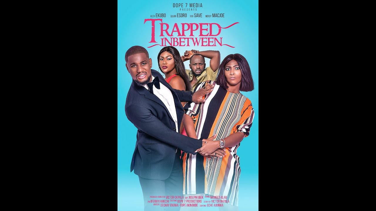 Download TRAPPED INBETWEEN PART 1(NEW HIT MOVIE)2020 LATEST NIGERIAN NOLLYWOOD MOVIE/AFRICAN MOVIE