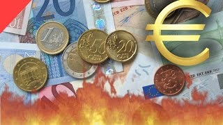 The Decline of the Euro, and I fear Europe in General. GRexit BRexit