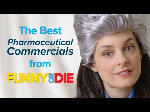 Funny Or Die's Best Pharmaceutical Commercials