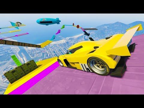 ME RINDO! NO PUEDO CON ESTO!! - CARRERA GTA V ONLINE - GTA 5 ONLINE