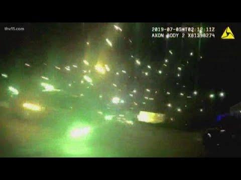 Arkansas 'firework war' ends with blown off fingers, several arrests
