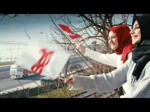 Ak Parti'nin referandum şarkısı: Milyonlarca Evet