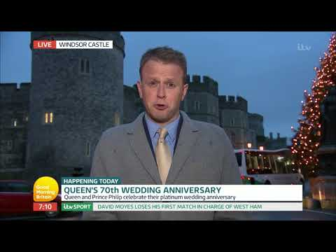 Queen's 70th Wedding Anniversary | Good Morning Britain
