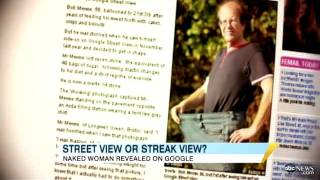 Google Street View: Photo of Naked Woman Latest in Long Line of Bizarre Photos