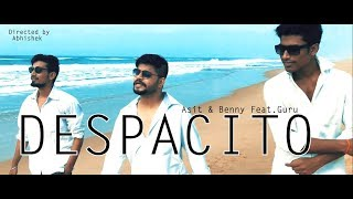 DESPACITO || Luis fonsi || Hindi Version || Asit , Benny feat. Guru || Justin Bieber