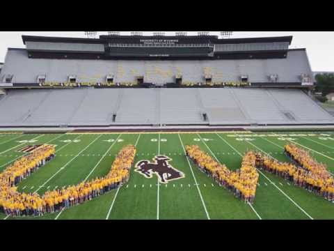 University of Wyoming – Go For Gold!