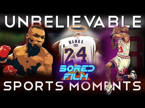 Unbelievable Sports Moments