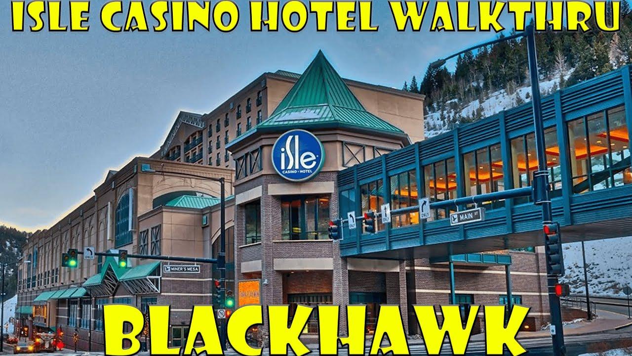 Isle casino poker twitter