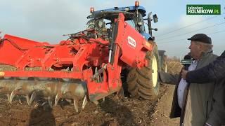 Z kamerą w gospodarstwie u hodowcy trzody chlewnej