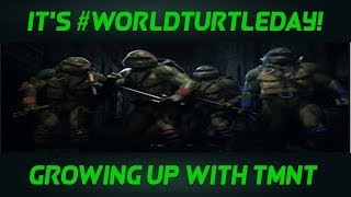 Happy World Turtle Day! - Growing Up With TMNT (Infinite Warfare Gameplay)