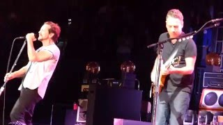 Pearl Jam - Wasted Reprise / Life Wasted - Tampa (April 11, 2016)
