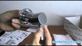 видео Смесители Kludi ZENTA 351010538