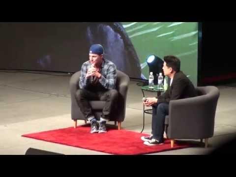 2015 Calgary Expo. Stephen Amell Panel.