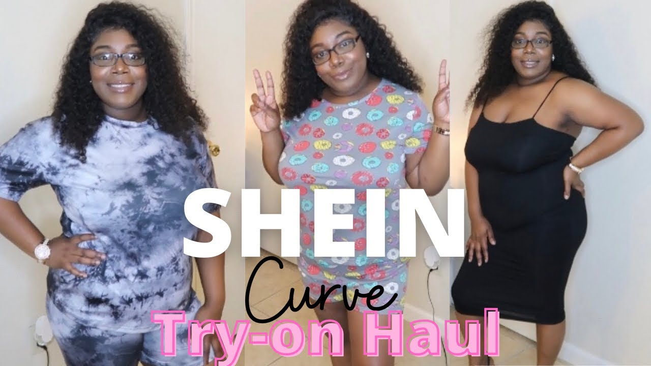 SHEIN CURVE | TRY-ON HAUL | SUMMER/ VACATION 2021| SIZE 0XL |SIMPLY MELVA