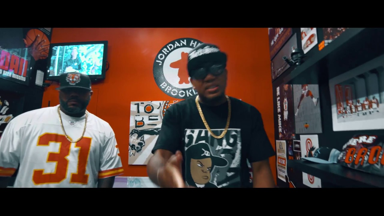 Apollo Brown & Skyzoo - Jordans & A Gold Chain (Official Video)