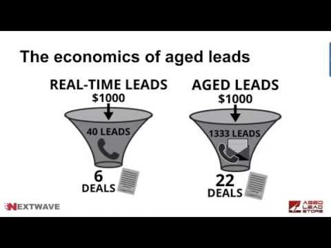 How to use Aged Internet Leads to help grow your insurance agency www inspireanation org