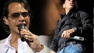 por qu les mientes marc anthony feat tito el bambino original invicto 2012 official
